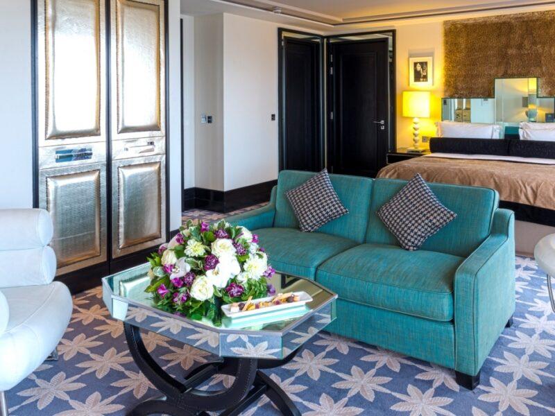 Art Deco Bedroom slider