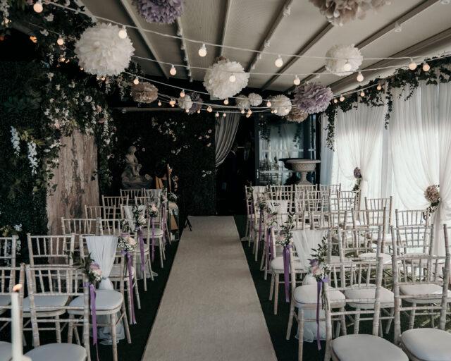 Wedding Room Options