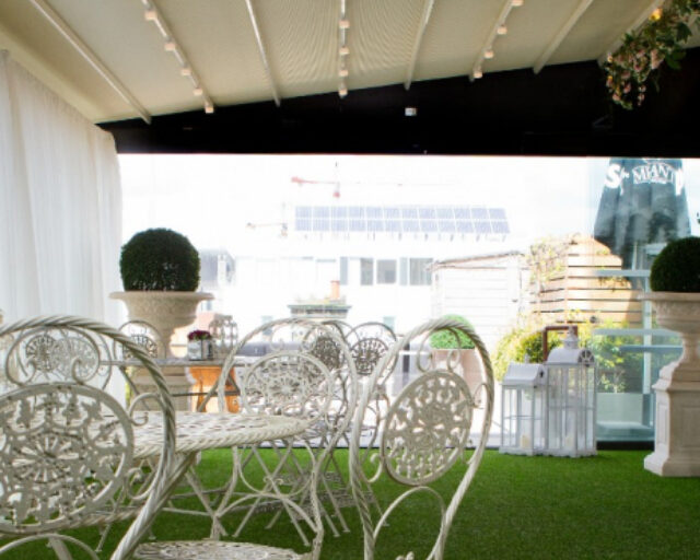 Photo related to 'The Roof Garden'